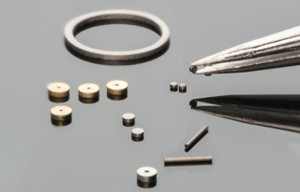 smallest micro magnet cylinders, disks and rings