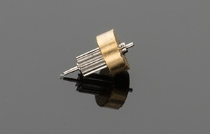 micro rotor for watch application